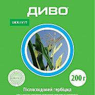 ДИВО, ВГ® Післясходовий гербіцид широкого спектру дії для захисту зернових колосових культур від однорічних та багаторічних дводольних бур'янів.