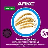 АЯКС, КС® Системний фунгіцид профілактичної та лікувальної дії проти широкого спектру хвороб зернових колосових, буряку цукрового та сої.